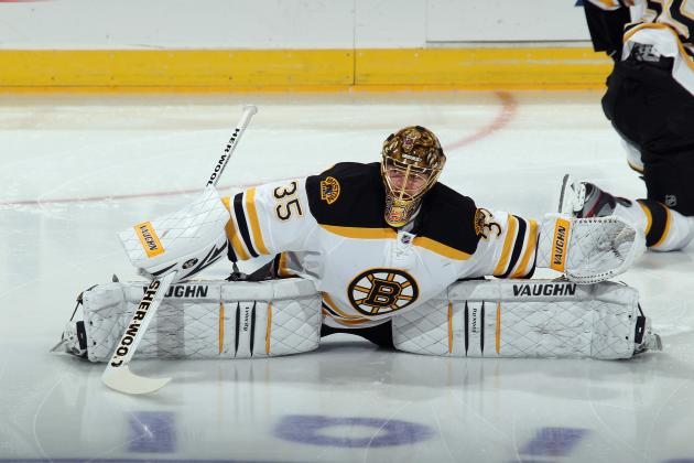 Bruins Gaining Confidence in Khudobin