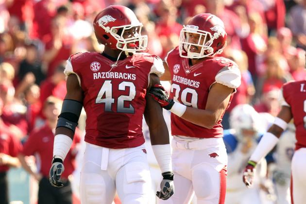 Herbert: Razorbacks Responded to Winter Conditioning
