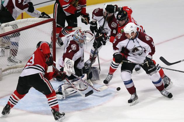 Blackhawks vs. Avalanche: Why Chicago's Points Streak Will End in Colorado