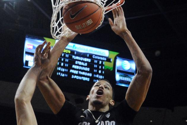 Pac-12 Tournament 2013: Andre Roberson's Absence Hurts Colorado's Chances