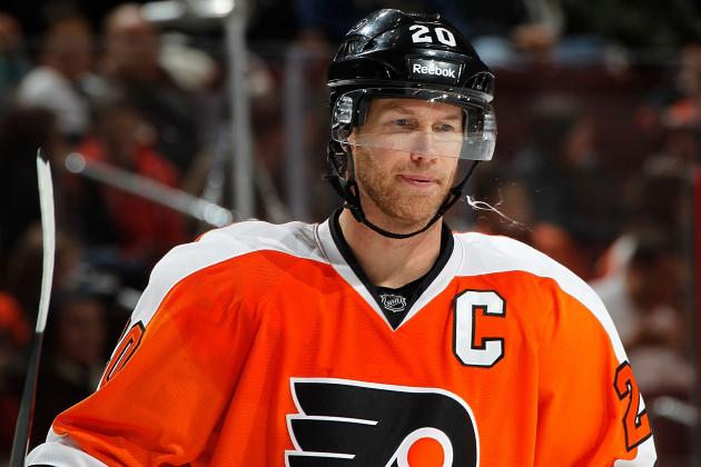 Pronger: 'I'm Just Trying to Get Healthy'