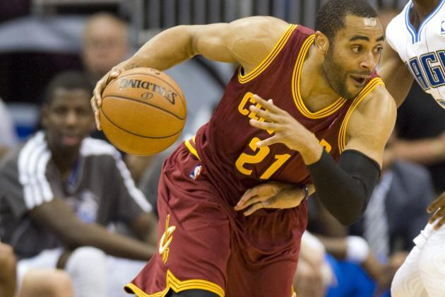 Wayne Ellington Isn't Flashy, and That's Why the Cavs Love Him