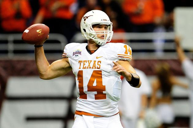 Vince Young Shouldn't Be the One to Tell Texas QB David Ash to Chill out