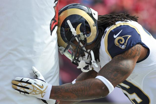 Steven Jackson Officially Voids Contract, Atlanta Falcons in the Mix