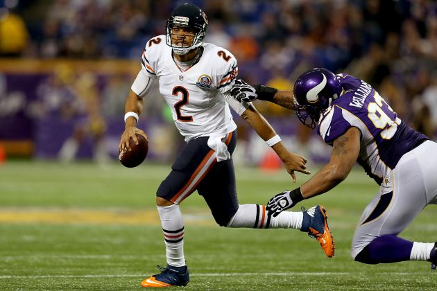 Report: Bears Want to Re-Sign QB Jason Campbell