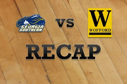 Georgia Southern vs. Wofford: Recap, Stats, and Box Score
