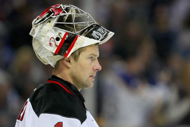 Devils' Johan Hedberg Calls Win over Sabres 'very Important'