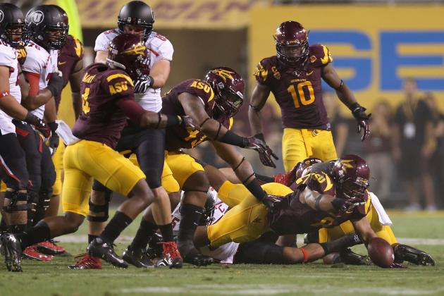 Arizona State Football: Pro Day Looms Large for 5 Former Sun Devils