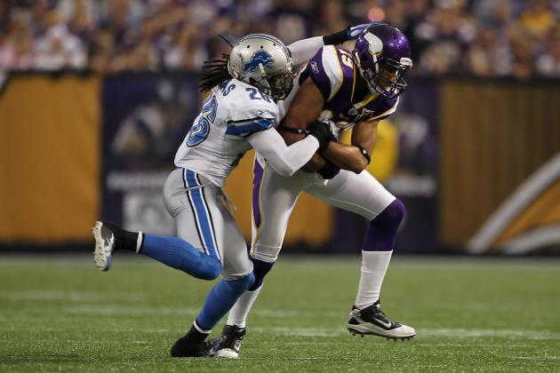 Louis Delmas Claims: 'The Lions Are Cheating on Me'