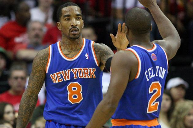 NY Knicks Showing Problems That the Playoffs Can't Fix