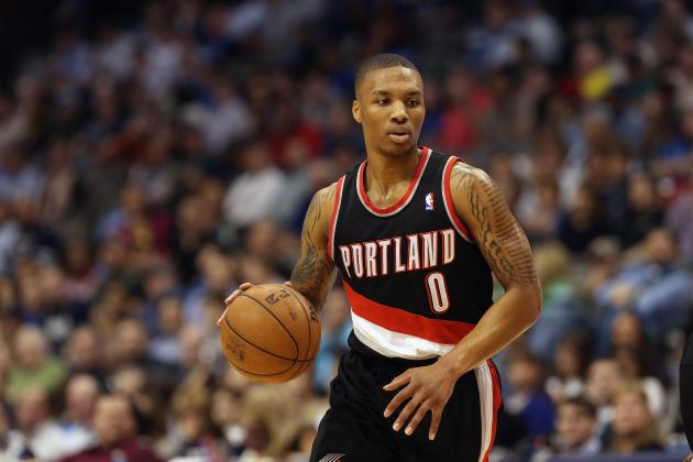 Blazers vs. Spurs: Damian Lillard Needs Big Performance for Portland Upset