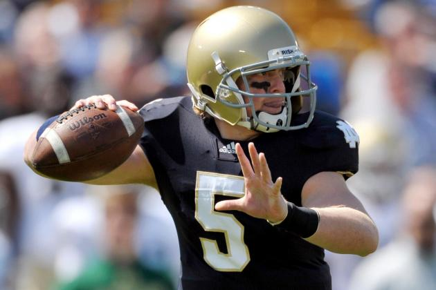 Notre Dame Football: Why Gunner Kiel Is Making a Mistake by Transferring
