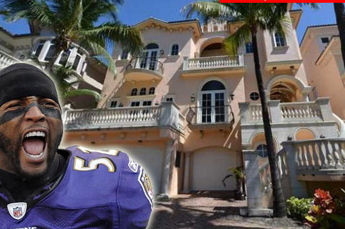 Ray Lewis Selling Florida Mansion If You Have an Extra $5 Million Lying Around