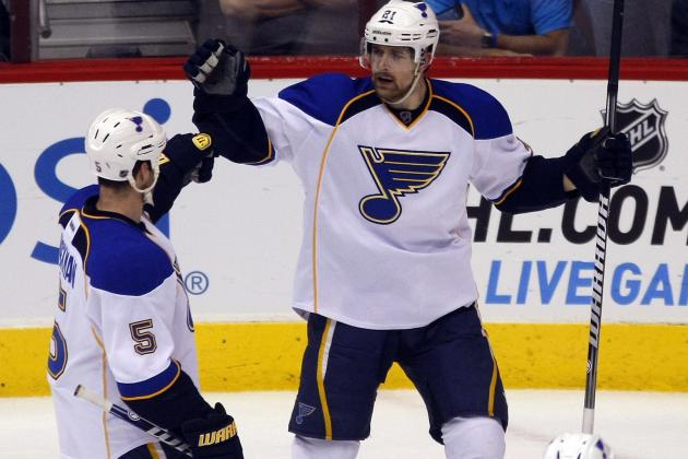 Blues a Real Contender in Western Conference?