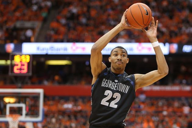 Syracuse vs. Georgetown: Otto Porter Jr. Will Lead Hoyas to Win over Orange
