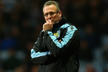 Lambert Calls on Villa to Battle Themselves out of Relegation Trouble