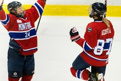 Closing Weekend of CWHL 2012-13 Regular Season a Possible Brush with History