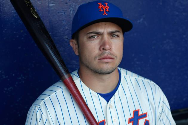 D'Arnaud Departs After Getting Plunked
