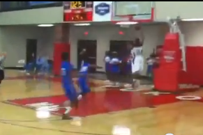 Video: Own Basket at Buzzer Costs Oklahoma HS Quarterfinals Win