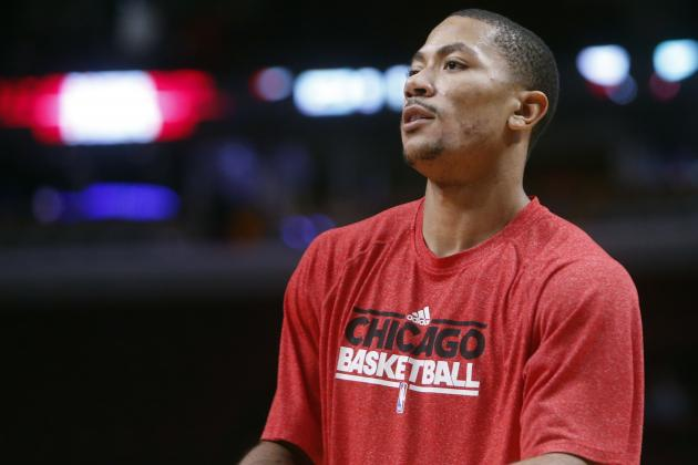 Derrick Rose Must Put Worries Aside and Suit Up for Bulls ASAP