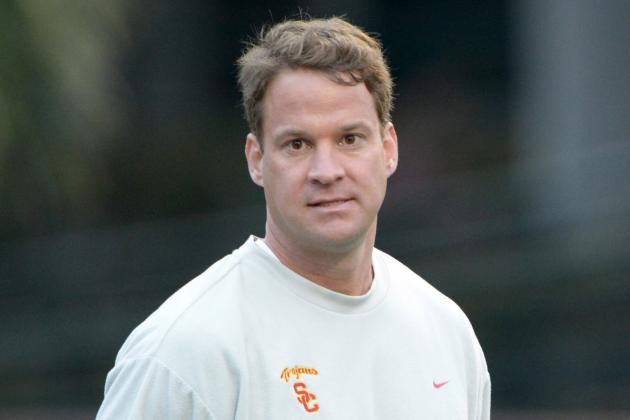 Athlon Says Lane Kiffin Has Hottest Coaching Hot Seat in 2013, and It's Right