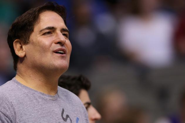 Chicago Bulls Get Assist from Mark Cuban After Plane Scare