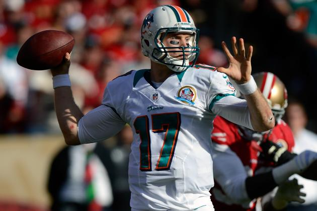 Miami Dolphins: How Fins' Can Evolve Ryan Tannehill into a Pro Bowl Quarterback
