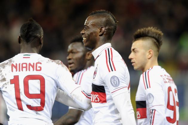 Genoa vs. AC Milan: Live Score, Highlights, Recap