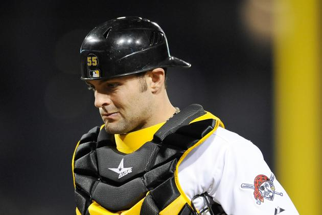 Pirates' Catcher Michael McKenry Digs in for 2013 Season