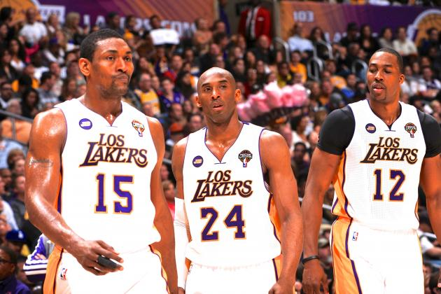 Will We Ever See the Los Angeles Lakers at Full Strength?