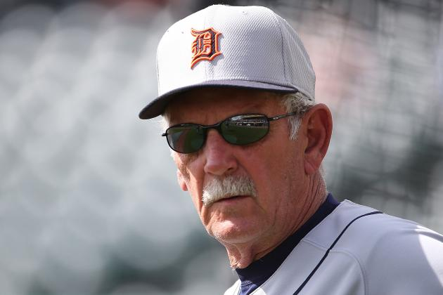 "Jim Leyland Has ""Absolutely No Intention of Retiring"""