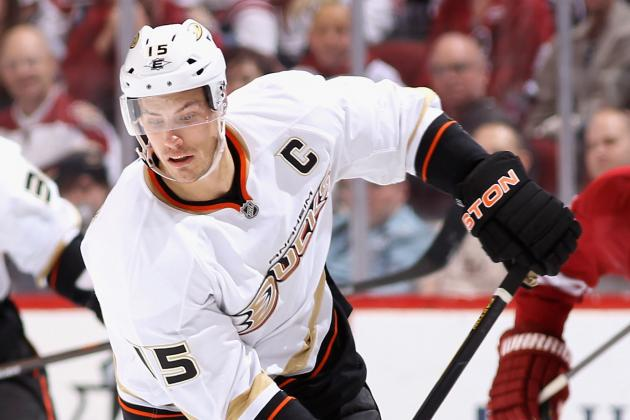Ryan Getzlaf's 8-Year Contract with Anaheim: Good Move or Bad Business?