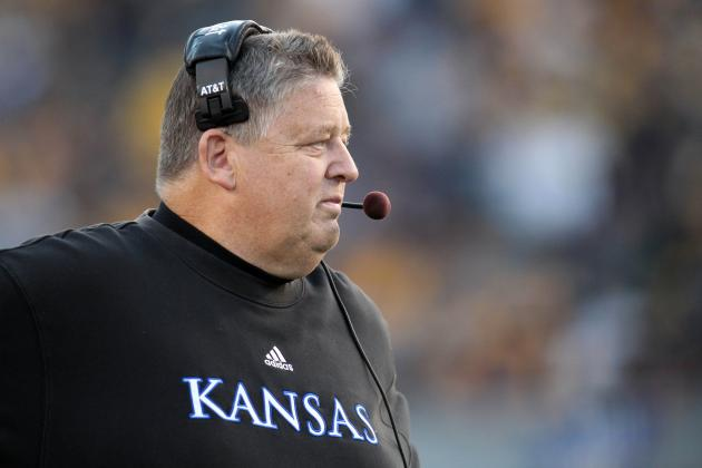 Charlie Weis Is Poised to Turn Around Kansas Football. No, Really