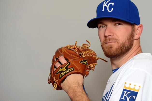 Wade Davis Is Skipping a Start with Shoulder Soreness