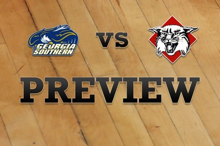 Georgia Southern vs. Davidson: Full Game Preview