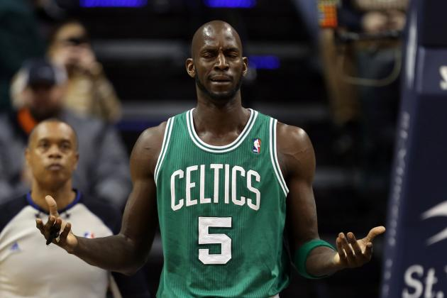Newest Celtic Jordan Crawford Says Kevin Garnett Most Bizarre Teammate Ever