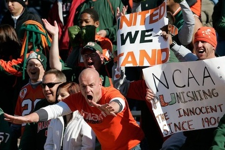 Report: Florida State Senator Requests Investigation of NCAA's Miami Probe