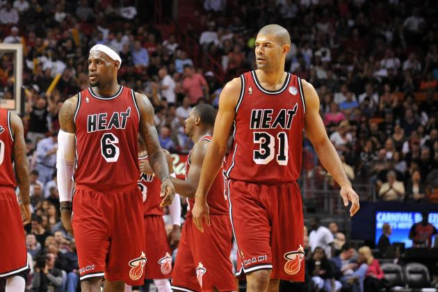 Three-Point Specialists Rule the NBA