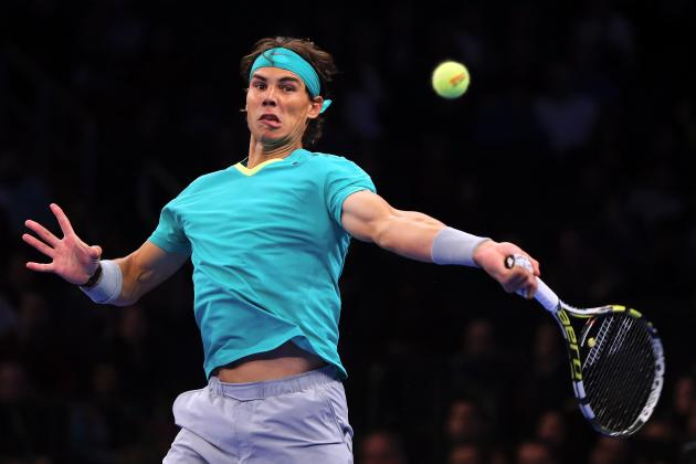 Rafael Nadal's Knee Issues Will Keep Him from Sucess at BNP Paribas Open