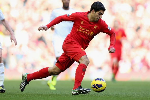 Rodgers Says Suarez Faces Double-Standard for Not Being British