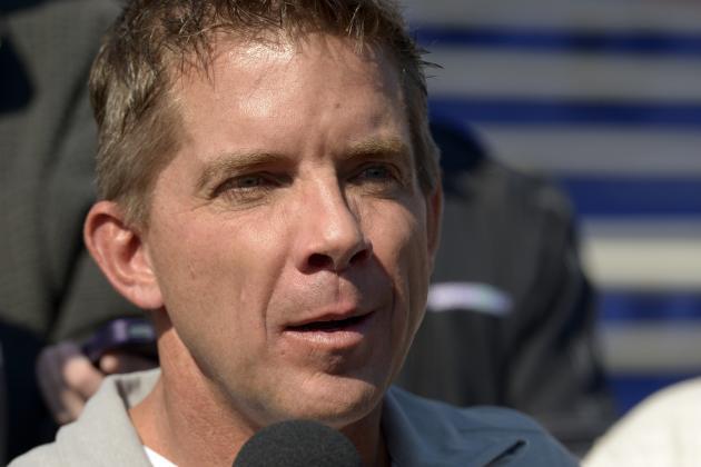 Sean Payton Understands Tough Decisions Remain for New Orleans Saints