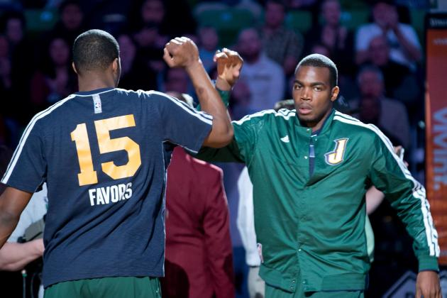 Utah Jazz Tinkering with Starting Lineup Means They're Uncertain of Future