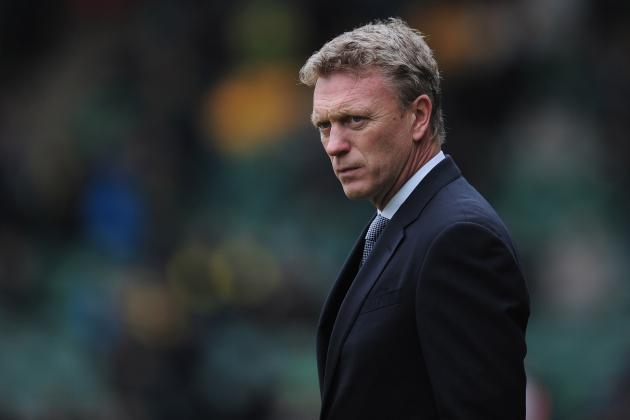 Moyes Calls on the '12th Man'