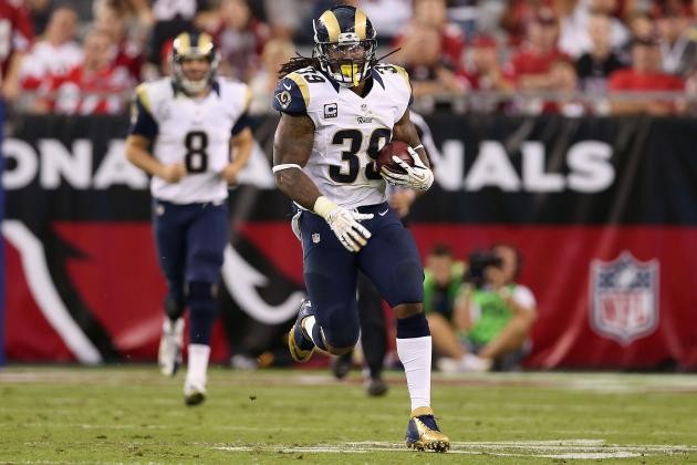 Is Steven Jackson Still an Elite Offensive Talent?