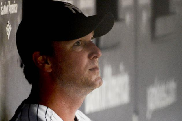 Derek Lowe Knows He Must Earn Roster Spot