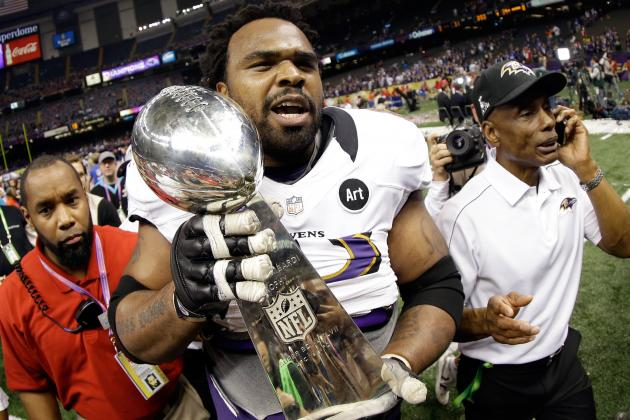 Bobbie Williams Released by Baltimore Ravens After One Season