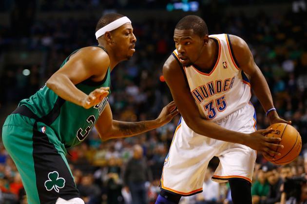 Boston Celtics vs. Oklahoma City Thunder: Preview, Analysis and Predictions