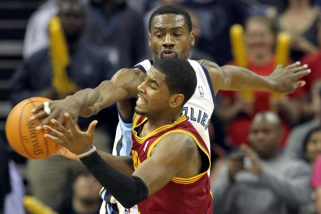 NBA Gamecast: Grizzlies vs. Cavs