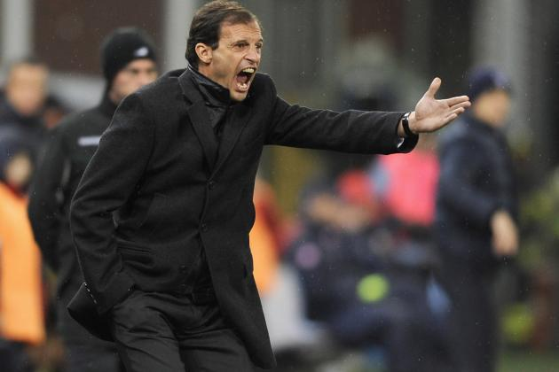 Allegri: Red Card Cost Us Energy