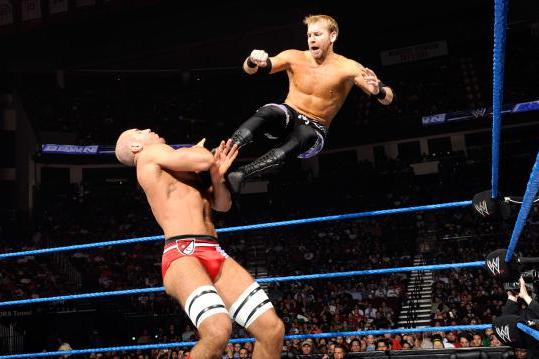 WWE WrestleMania 29: Why Christian Should Return to Face Antonio Cesaro